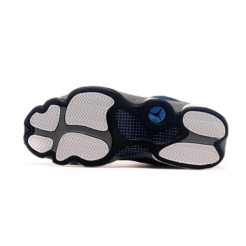 finest selection d53bc 9e805 ... New Air Jordan 13 Low French Blue University Blue-Flint Grey Top Deals  ...