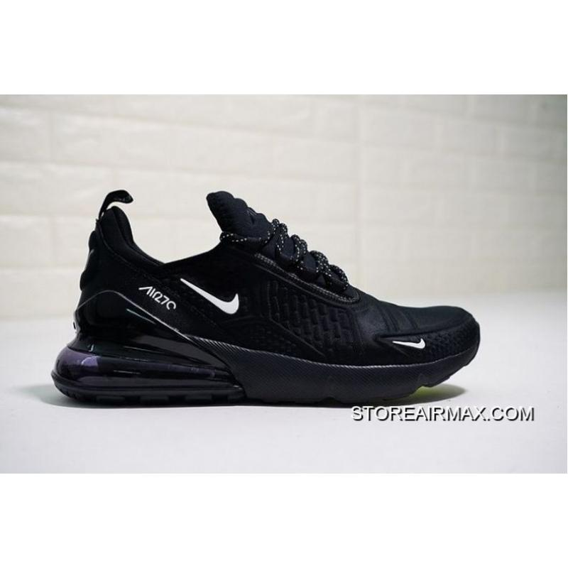 706546c614e Men Nike Air Max 270 Running Shoe SKU 62840-265 Copuon ...