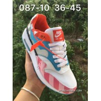 0d15172ce5861f Discount Men Nike Air Max 87 Running Shoes SKU 1153-382