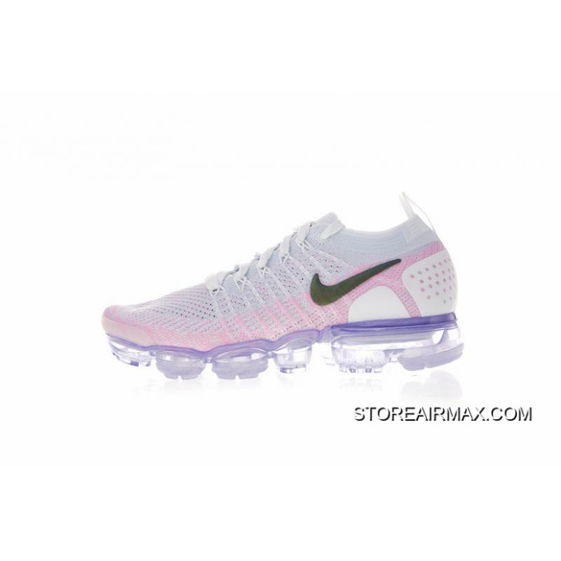 f3d49c0c5e Online Women Shoes Nike Air VaporMax Flyknit 2.0 W Zoom Air All 2-match  Jogging ...