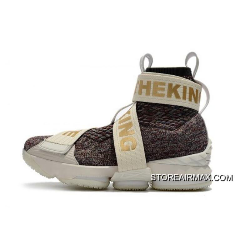 """For Sale KITH X Nike LeBron 15 Lifestyle """"Stained Glass"""" Men s Basketball  Shoes ... 59de0ec50"""