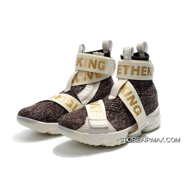 """... For Sale KITH X Nike LeBron 15 Lifestyle """"Stained Glass"""" Men s  Basketball Shoes ... fb8a834d7"""