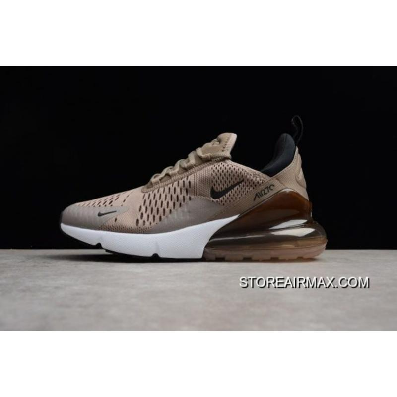 Nike Air Max 270 Sepia Stone Black Summit White For Sale