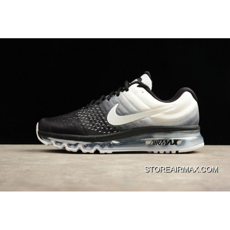 nike air max 2017 black and white price nz