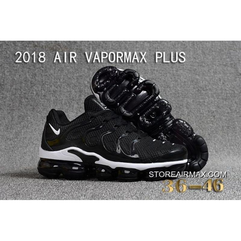 new concept 02f74 a3c14 New Release Women Nike 2018 Air VaporMax Plus Sneakers KPU SKU 161221-227  ...