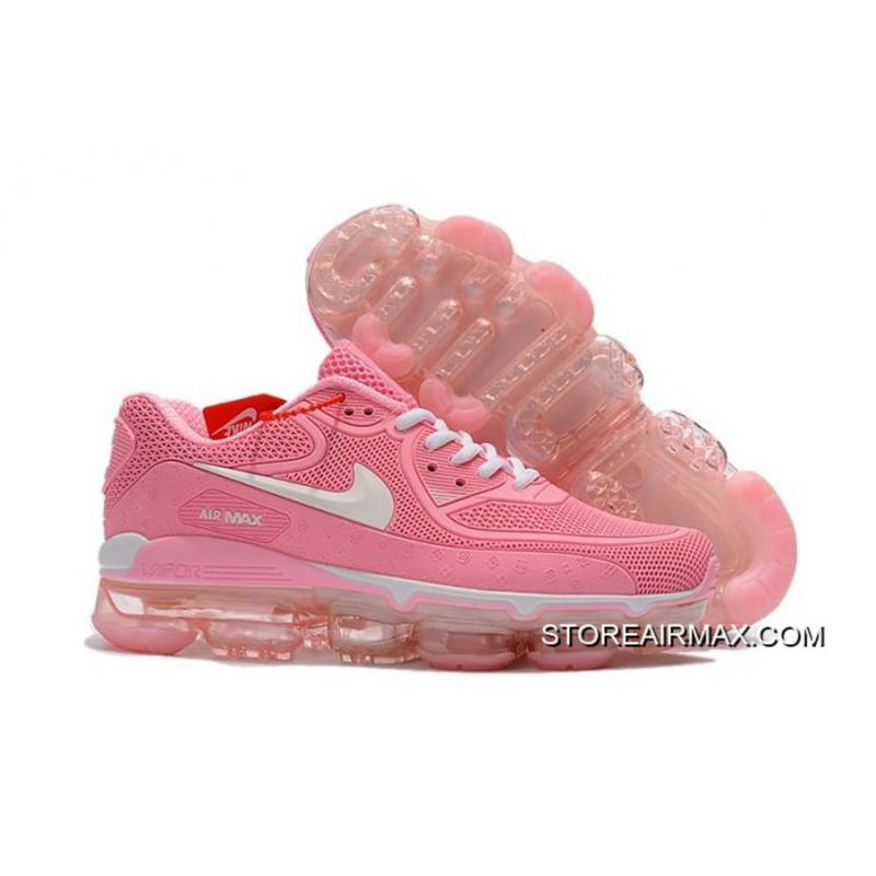 19e00b8967 Women Nike 2018 Air VaporMax 90 Sneakers KPU SKU:119399-229 Super Deals ...