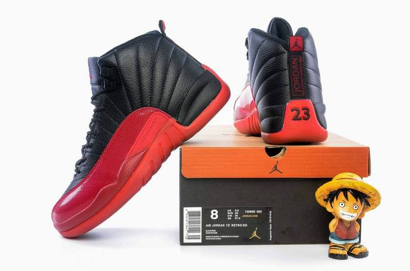 "new concept 1a615 788f9 Air Jordan 12 GS ""Flu Game"" Super Deals"