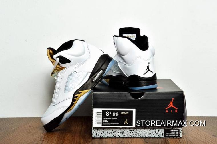 finest selection 16f03 ac580 ... metallic gold 79dfc fc3cc czech awesome site for shopping 2f651 ac640  online air jordan 5 olympic gold medal whiteblack cedd1 ...
