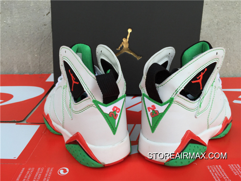 """new products 34900 e6829 Latest New Air Jordan 7 GS """"Verde"""""""