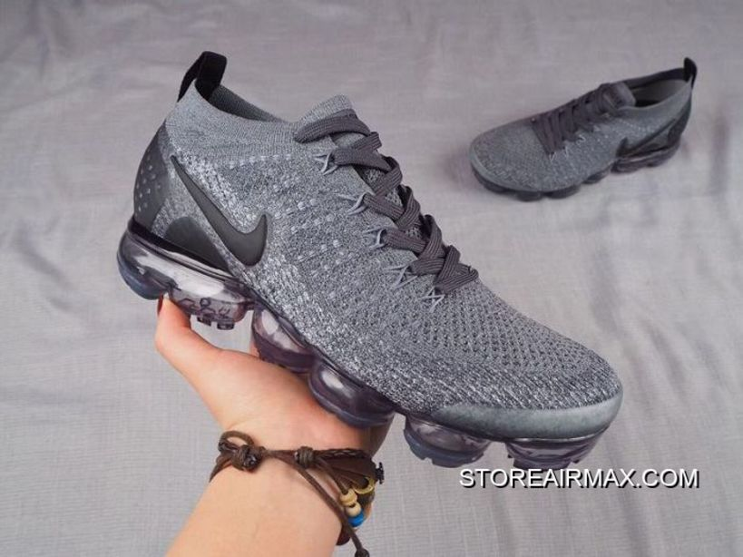 4ec4a87dc47f Free Shipping Men Nike Air VaporMax 2018 Flyknit Running Shoes SKU 54820-367