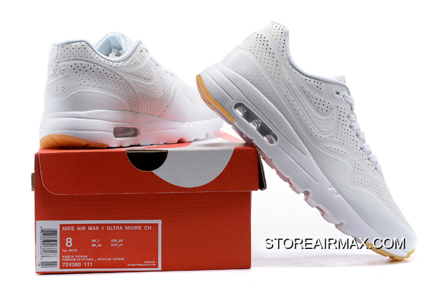 premium selection f9bfc 9cfee Discount Men Running Shoes Nike Air Max 1 Ultra Moire SKU 39022-305