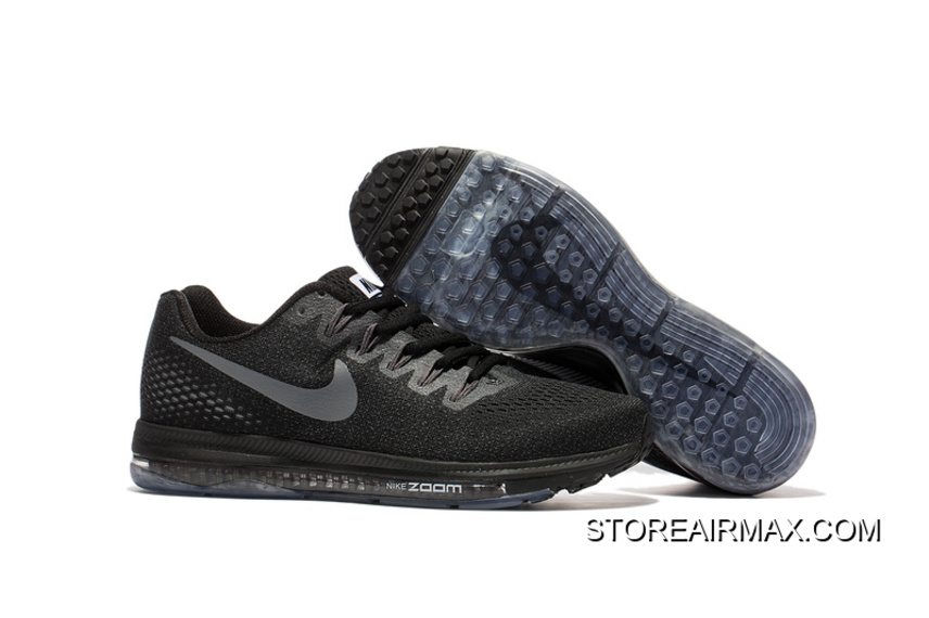 2a5cda1f27e New Year Deals Men Nike Zoom All Out Flyknit Running Shoes SKU 13358 ...
