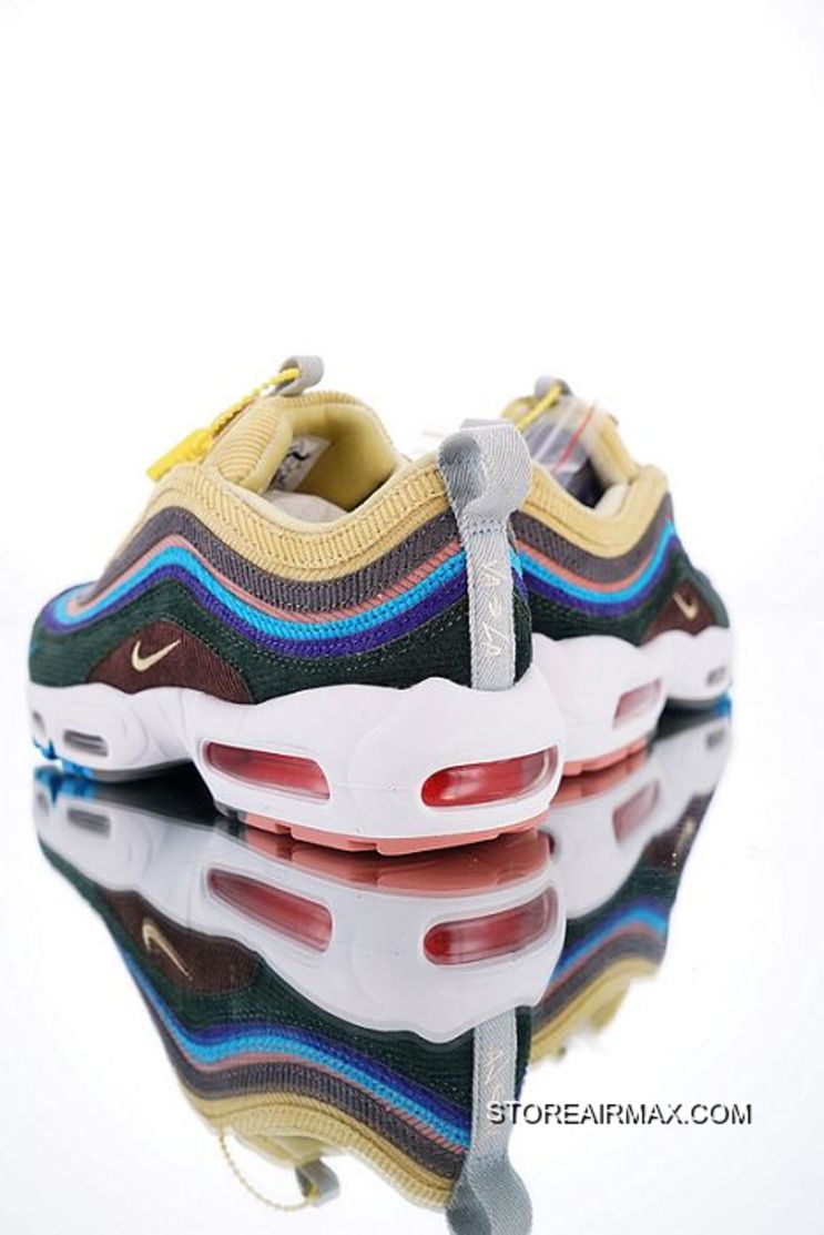 bb0af76820 Online Men Sean Wotherspoon X Nike Air Max 97/95 VF SW Hybrid SKU ...
