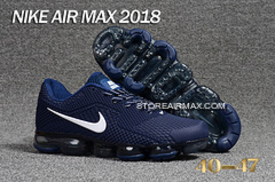 c5d2e0f609e Discount Men Nike Air VaporMax 2018 Running Shoes KPU SKU 184695-258 ...