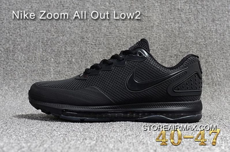 ab99d5cefab4 New Release Men Nike Zoom All Out Low Running Shoes KPU SKU 179544 ...