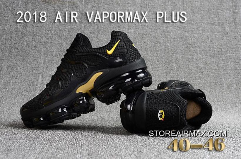 2a699a994a Discount Men Nike 2018 Air VaporMax Plus Running Shoes KPU SKU:182670-303