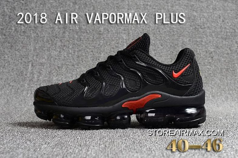 1349f1b9a30 For Sale Men Nike 2018 Air VaporMax Plus Running Shoes KPU SKU 39620 ...
