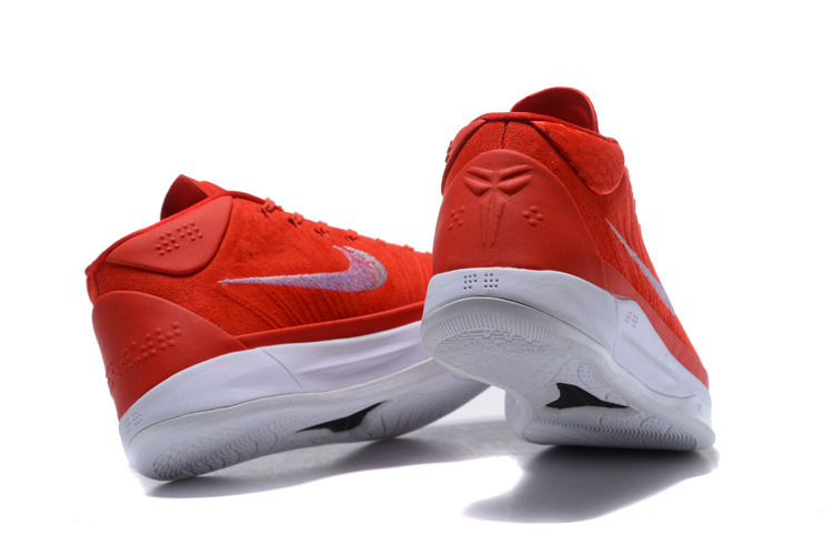Nike Kobe A.D. Mid Red White New Year Deals e6c0a7fafd89