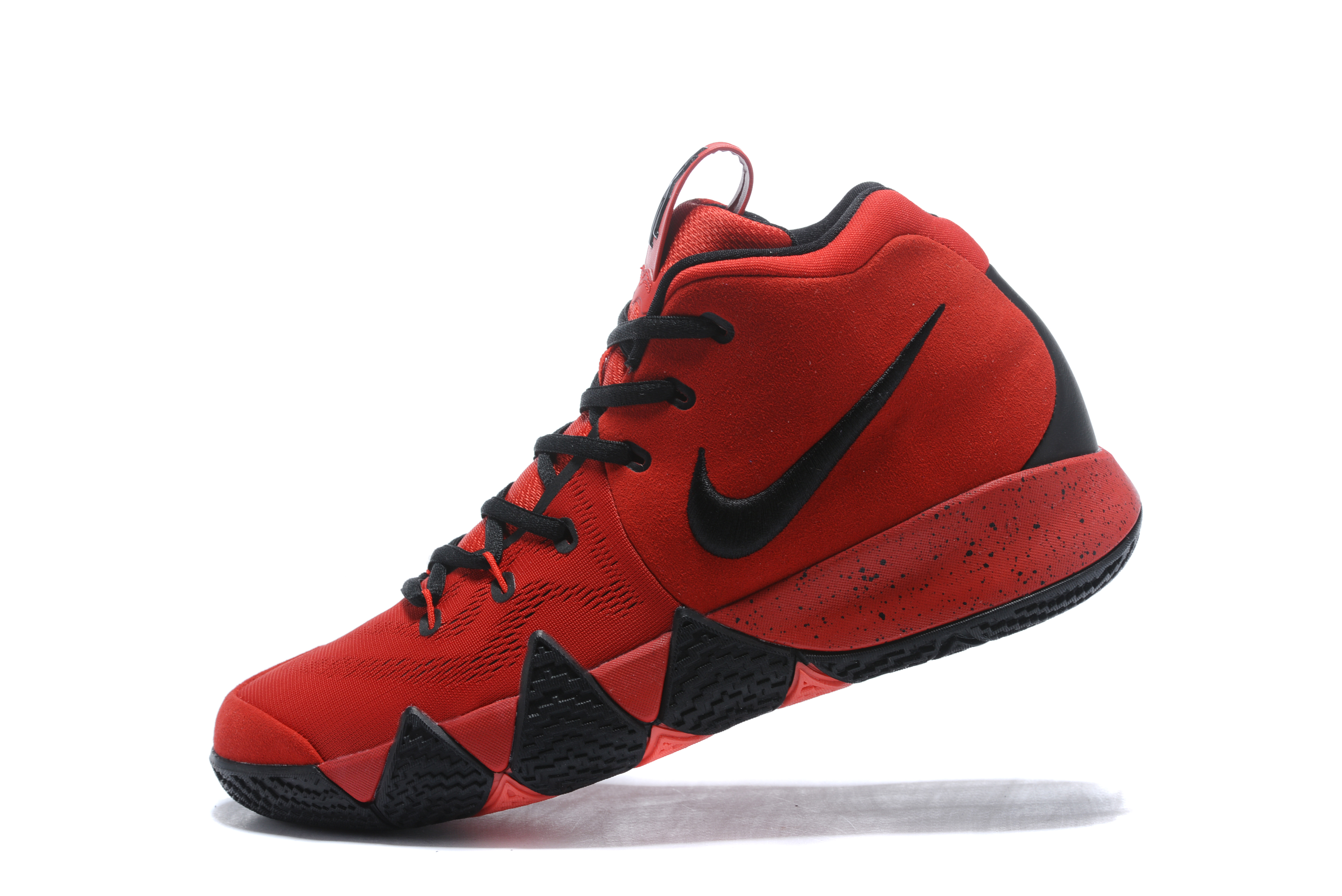 official photos 297e9 94c07 ... australia nike kyrie 4 red black outlet 12311 f5d33